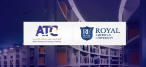 ATC Consulting & Training and Royal American University certification